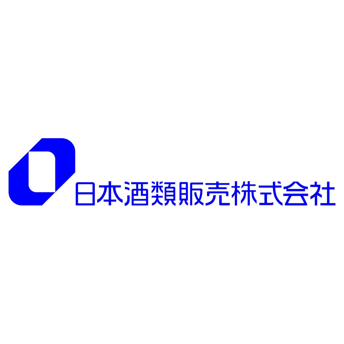 日本酒類販売 企業ロゴ