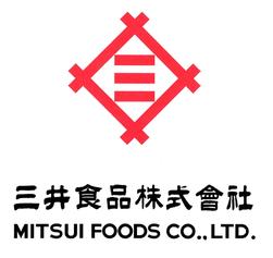 三井食品 ロゴ