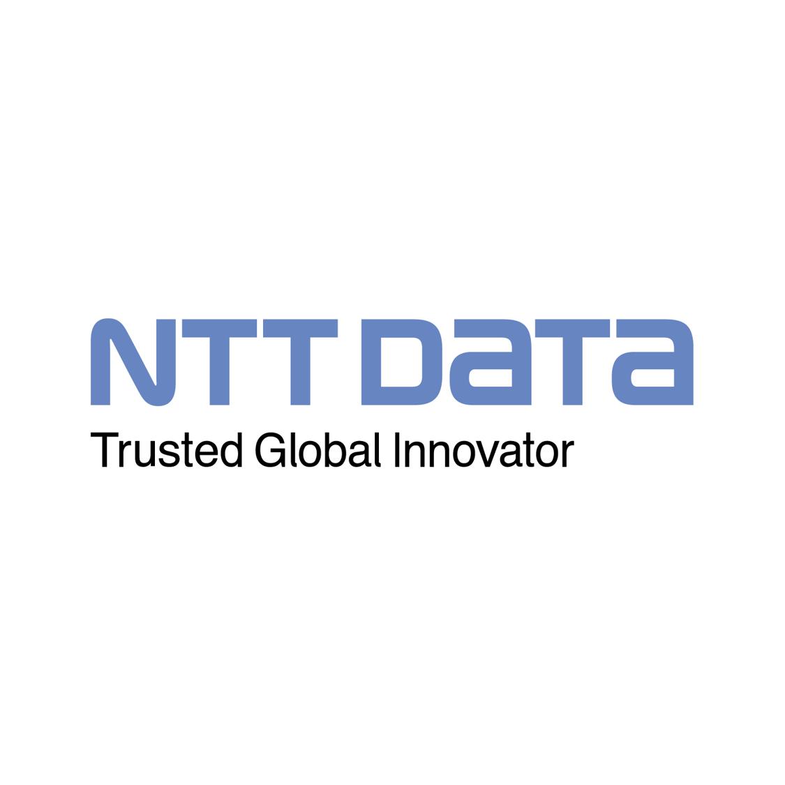 NTTデータ ロゴ