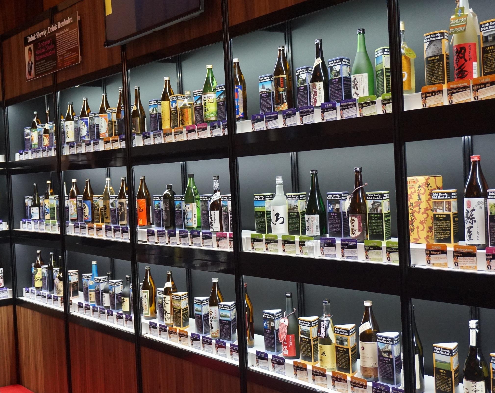 日本酒類販売 売上 商品