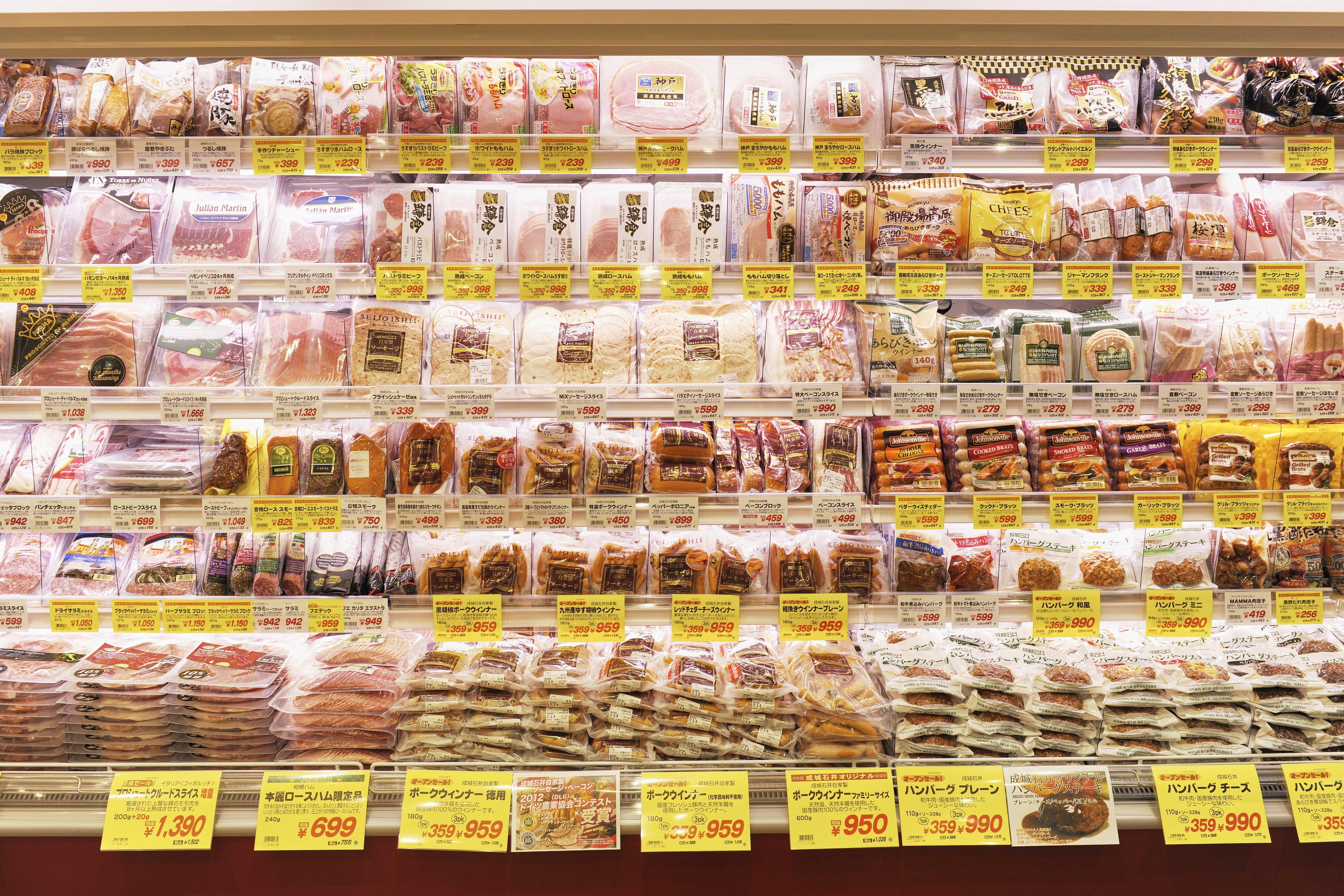 成城石井 店舗 商品