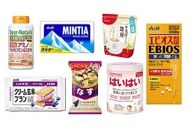 アサヒグループ食品 商品
