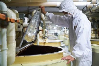 日新化工 チョコレート ブランド