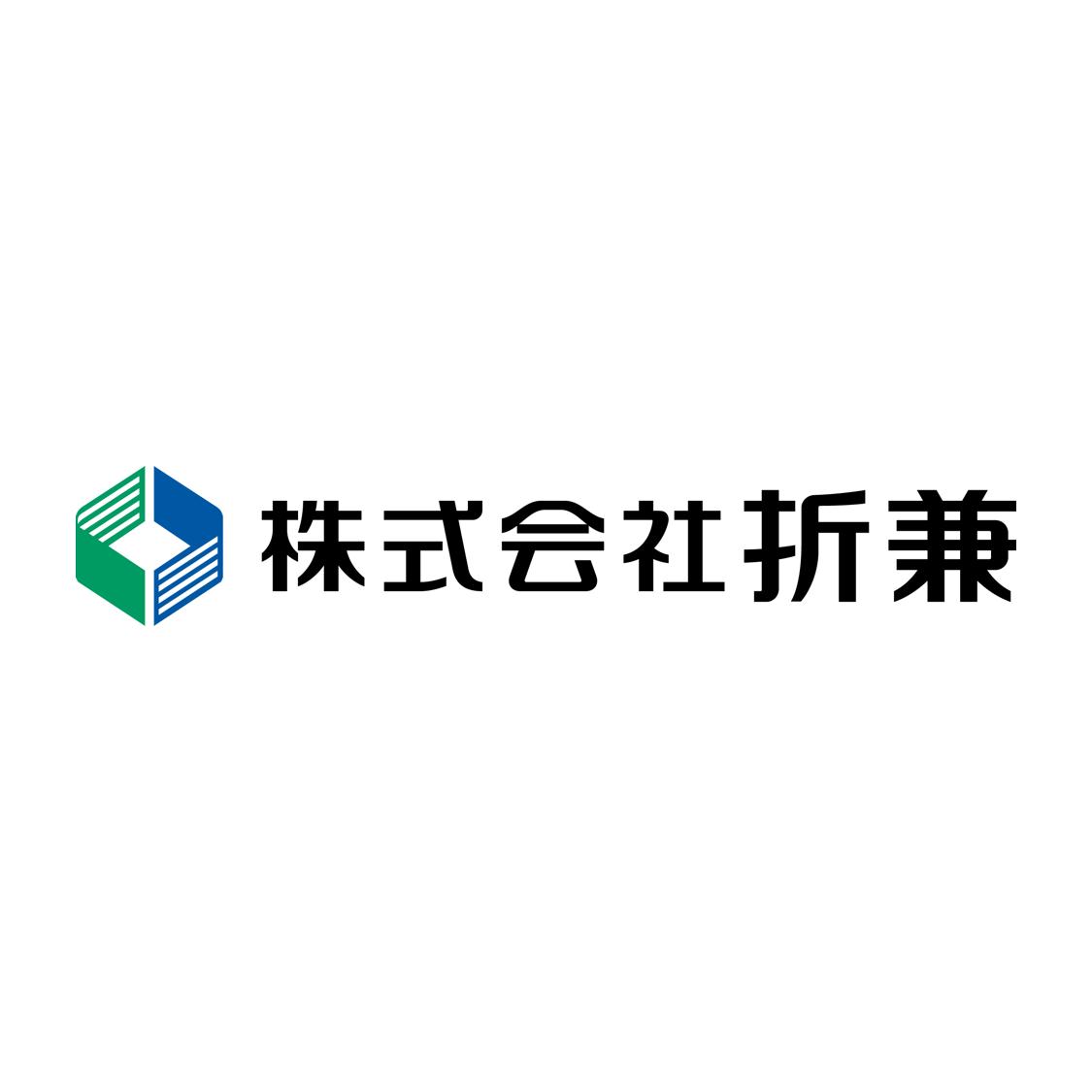 株式会社折兼 企業ロゴ